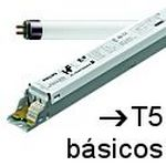 Balastos T5 basicos