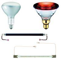 lamparas de infrarrojos
