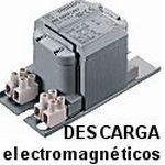 Balastos descarga electromagneticos