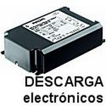 Balastos descarga electronicos