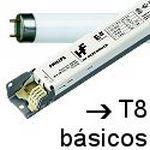 Balastos T8 basicos