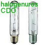 Halogenuros CDO tubular