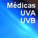 Ultravioleta uso medico UVA -UVB