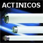 Tubos actinicos