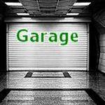 Luz en garage