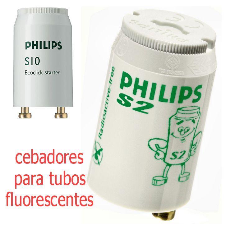 ¿Sabes para que sirve el cebador en los tubos fluorescentes?