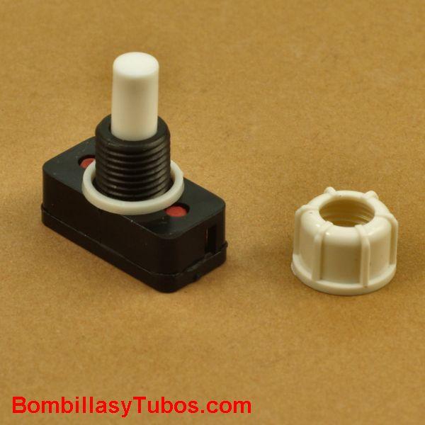 Interruptor pulsacion para taladro tipo flexo