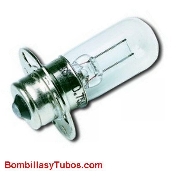 Bombilla BRS 4V 3W p15s30A - LAMPARA  ANSI BRS   4V 3W    base:P15s30A