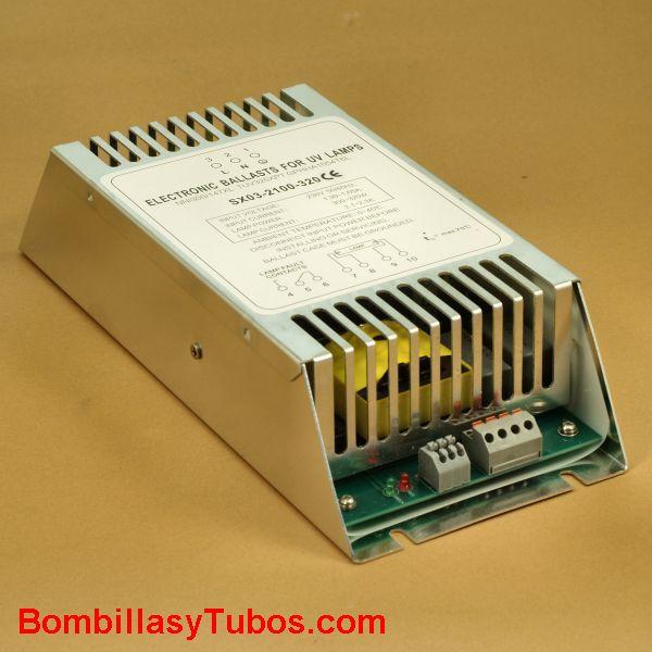 Balasto Alta potencia SX03- 2100mA - 320w