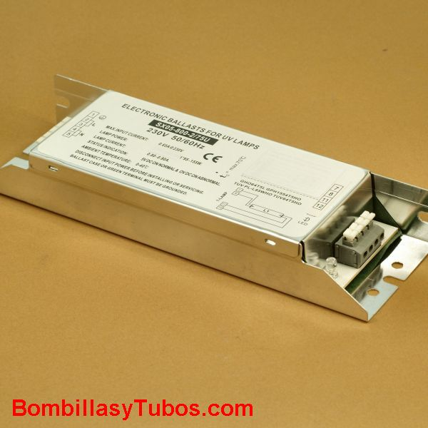 Balasto alta potencia SX05-800mA 1x95w-150w