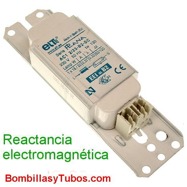 REACTANCIA fluorescente 230v 18w-20w ELECTROMAGNETICA - REACTANCIA ELECTROMAGNETICA 18w-20w-  230V 18w-20w