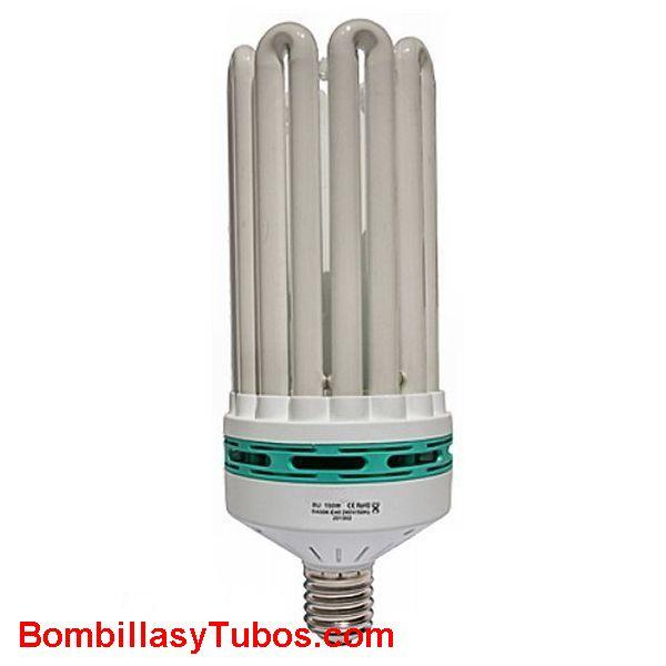 Lampara BAJO CONSUMO ESPIRAL 150w E40 6400k - BOMBILLA BAJO CONSUMO 150W  E40  6400k