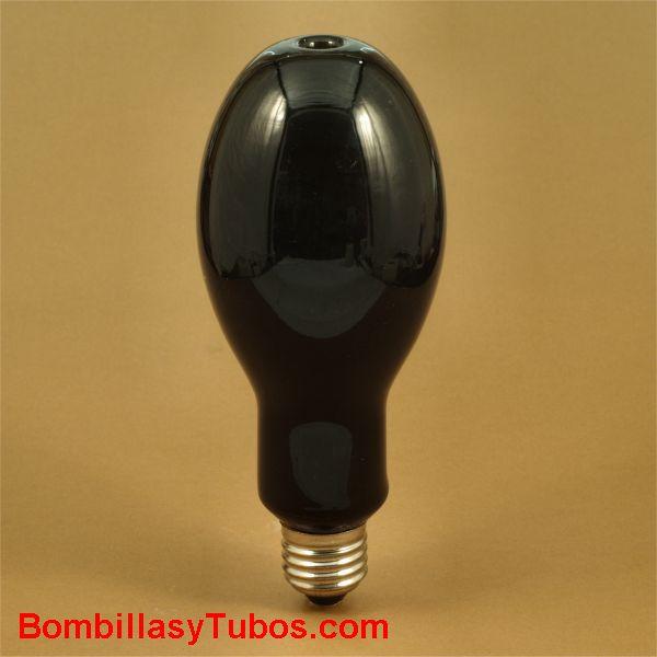 Lampara Luz Negra vapor Mercurio 125w