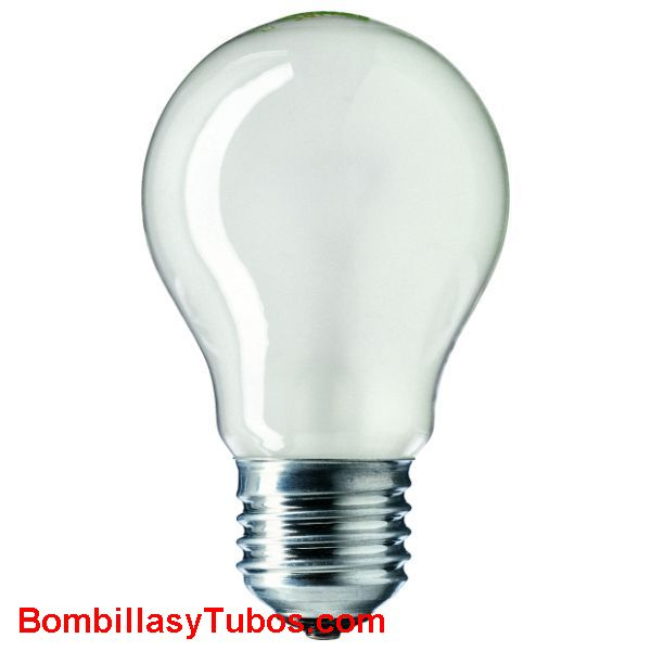 Bombilla ESTANDAR MATE 230v 40w - Lampara incandescente ESTANDAR MATE 230v 40w