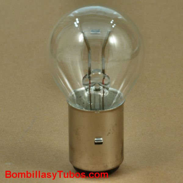 Lampara fischer 843057 . Zeiss 380216  12v 60w ba20d - lampara fischer 00843057   12v 60w ba2d