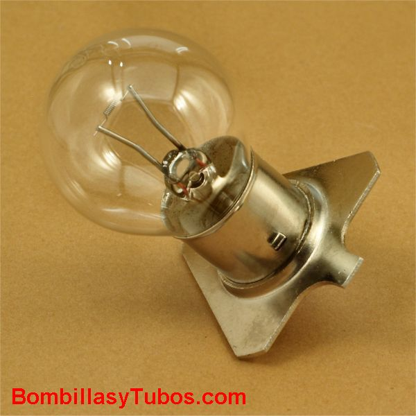 Bombilla 6v 30w P47d . Fischer 00843110