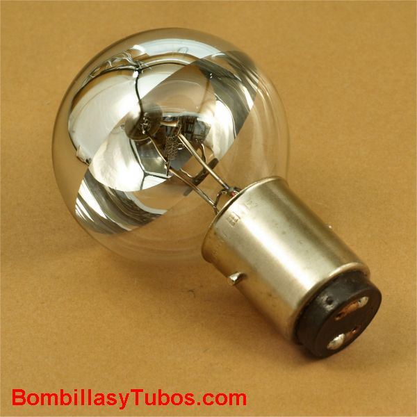 Bombilla quirofano 24v 40w bx22d espejada .Fischer 936041