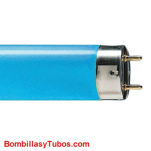 FLUORESCENTE T8 58w/67 AZUL - FLUORESCENTE 58W/67 AZUL  base g13   medidas:26x1500mm  referencias:L 58/67. tl-d 58w/18  95451040, 58w azul