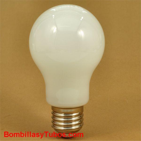 GSC bombilla led estándar cristal 230v 9w 6000k 806 lumenes