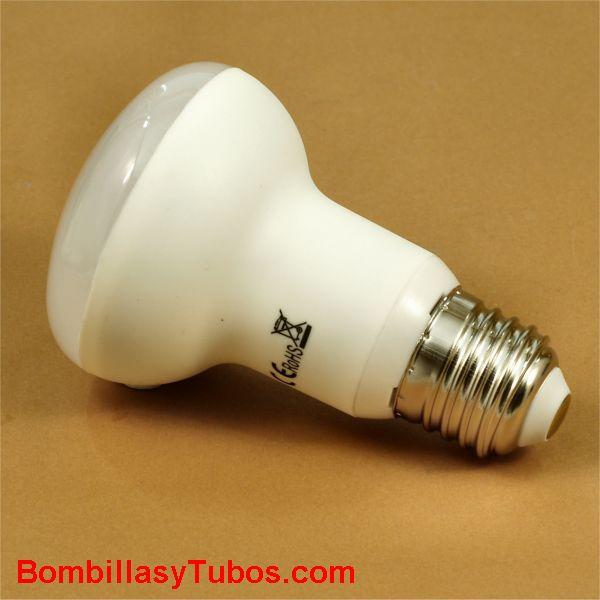 GSC bombilla led R63 230v 8w E27 6000k 638 lumenes