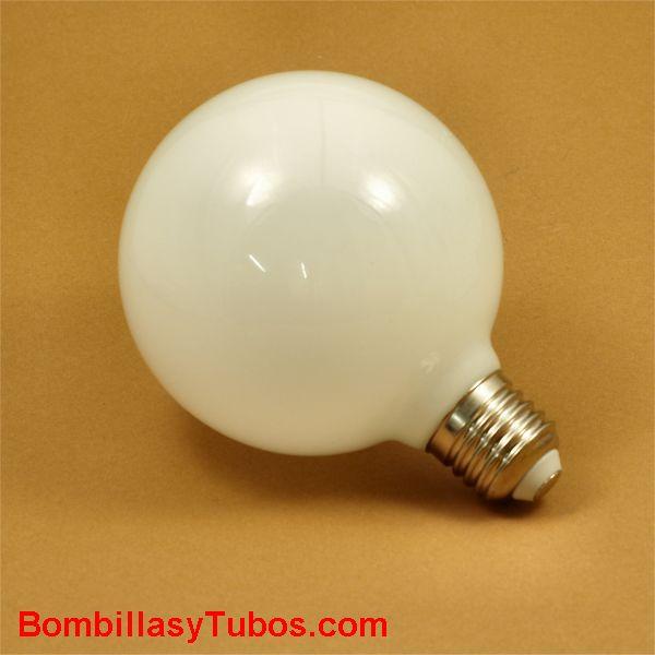 GSC bombilla led globo 95 cristal 230v 11w 3000k 1000 lumenes