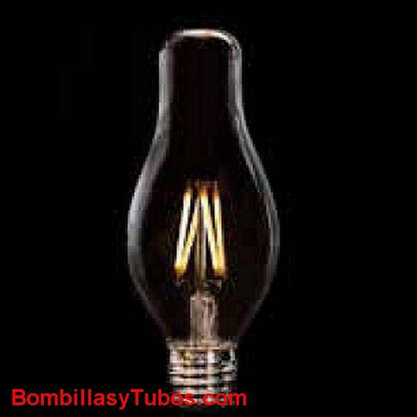 Laes Bombilla Led Quinque 230v 2,5w 250 lum - Lampara de filamento led  Quinque 230v 2.5w 250lm 2200k  ref 986726
