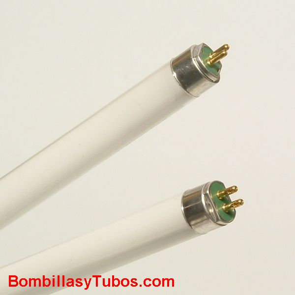 Cambio color del tubo regleta t5
