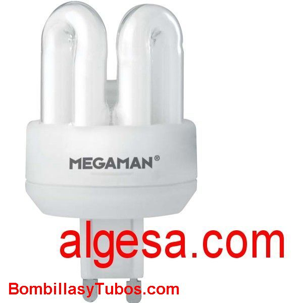 MEGAMAN G9 7W 4000K - Lampara Megaman G9 7W 4000K