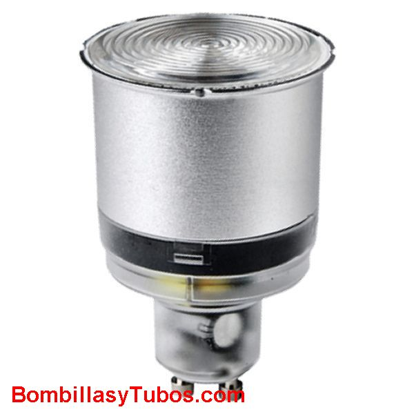 MEGAMAN GU10 14w 2700K - MEGAMAN BAJO CONSUMO GU10 14w  GU10 14W 2700k CALIDA  formato dicroica   equivale a una bombilla de 70w  referencia:br2114i