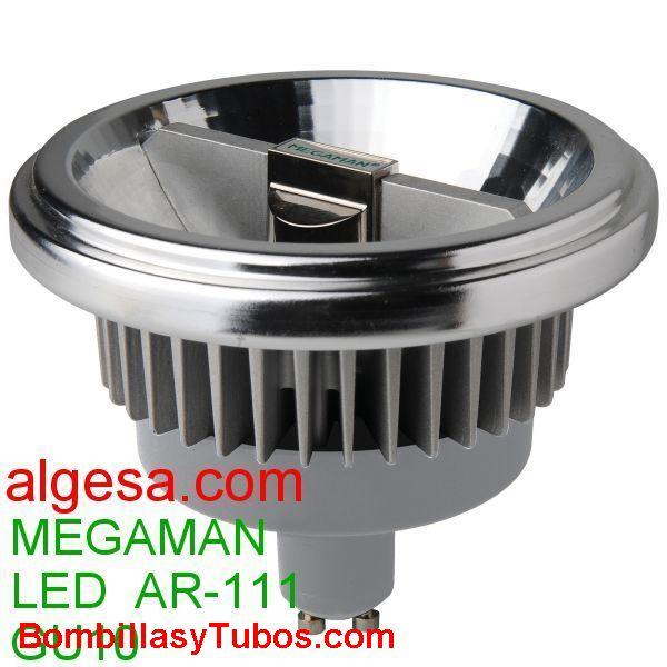 MEGAMAN LED QR111 GU10 15w 2800K 24º - MEGAMAN LED QR111 GU10 15w 2800K 24º
