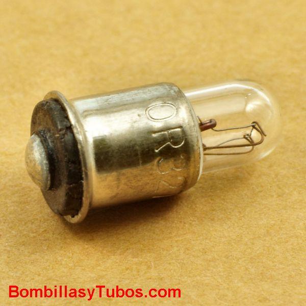 Bombilla Midget-flanged t1 3-4 28v 40mA