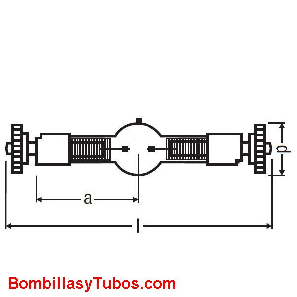 SHARXS HTI 700W/D4/75 - SHARXS HTI 700W/D4/75  potencia:700w  base:SFc10-4