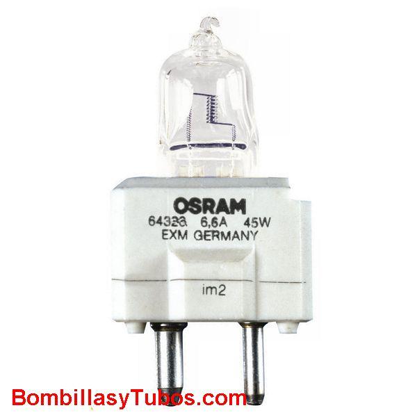 Lampara OSRAM 64322 30w GZ(GY)9.5 - OSRAM 64322 30w GZ(GY)9.5