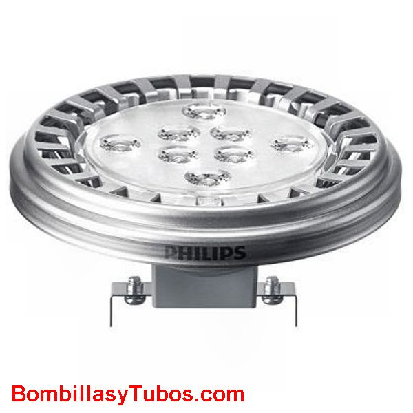 PHILIPS LED AR111 G53 10w 24º 2700K - LAMPARA LED  AR111 G53 10W 24º 2700K