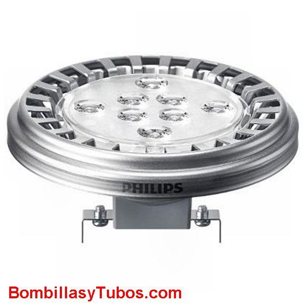 PHILIPS LED AR111 G53 10w 45º 2700K - LAMPARA LED  AR111 G53 10W 45º 2700K
