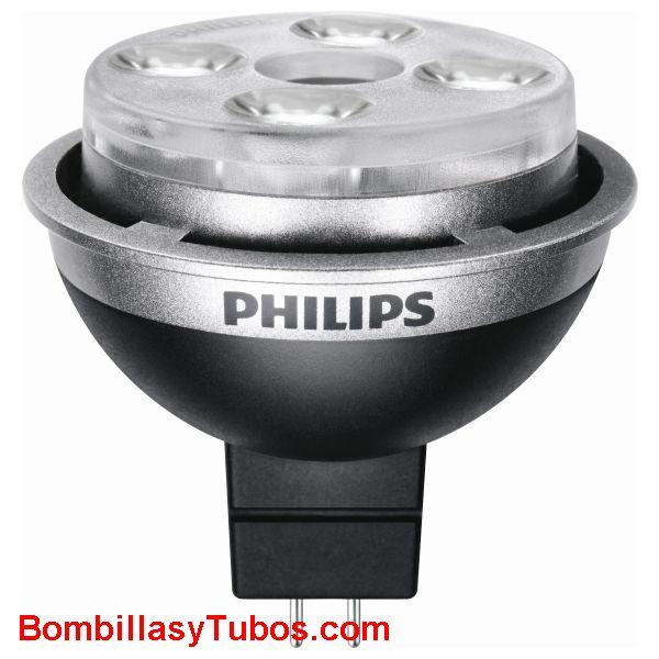 PHILIPS LED MR16 12v 7w 2700ºK 15º - PHILIPS MR16 LED 7w 2700ºK 15º