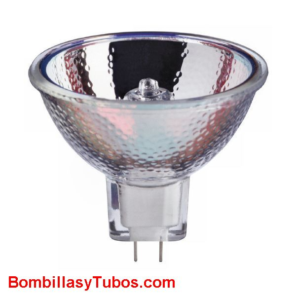 Bombilla PHILIPS 13824 82v 360w GY5.3 70 horas - Lampara PHILIPS 13824 82v 360w   GY5.3