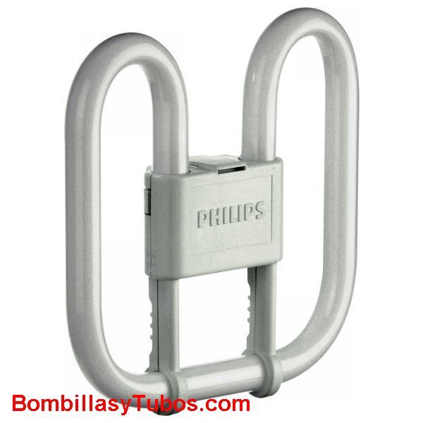 COMPACTA PL Q 2 16w 835 - COMPACTA PL-Q 2P   16W 835   base gr8   referencias:pl-q. plq, tubo 2d    codigo: 26966925