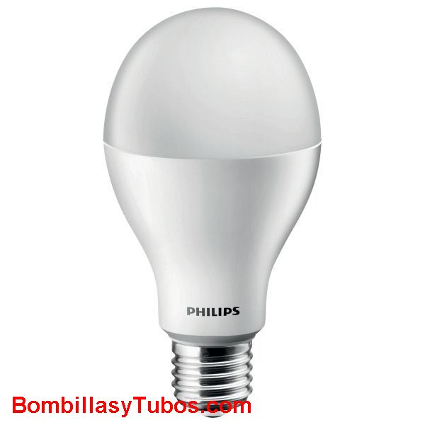 PHILIPS Corepro led 15w-100w E27 2700k - Philips Corepro led 15w-100w E27 2700k  Lampara de led Philips de forma clasica