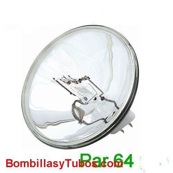PHILIPS PAR 64 1000w/230v VNSP - LAMPARA PAR 64 1000w 230v VNSP