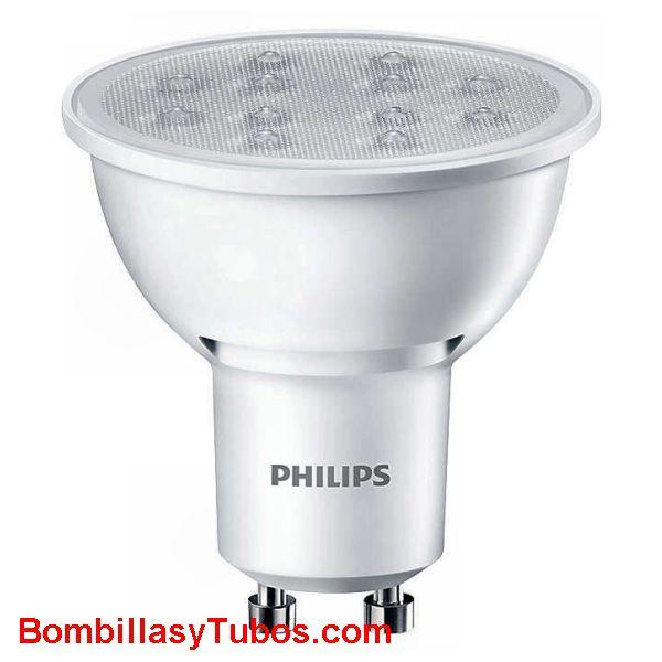 PHILIPS CorePro LEDspotMV  5-50W GU10 50° 3000K - Bombilla led PHILIPS CorePro LEDspotMV  5-50W GU10 50° 3000K luz calida neutra