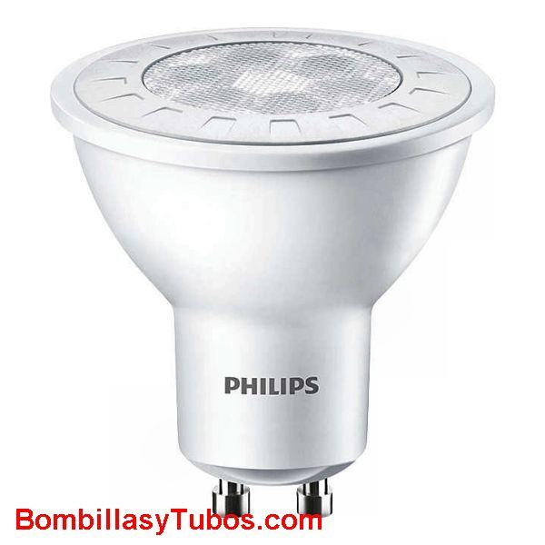 PHILIPS CorePro LEDspotMV  6.5-50W GU10 36° 3000K - Lampara Led PHILIPS CorePro LEDspotMV 6.5-50W GU10 36° 3000K luz calida neutra