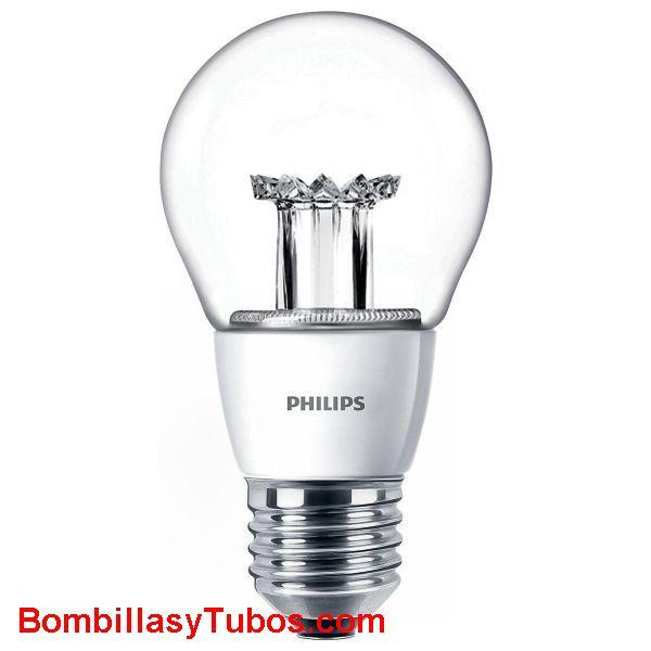 PHILIPS Corepro LedEsferica 230v 4-25w E27  827 - Lampara Philips corepro Esferica 230v 4-25w E27 2700k