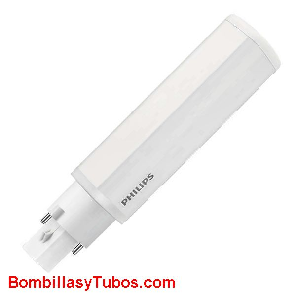 Philips Corepro Led PL-C 6.5w 840 2p - Lampara Philips Led PL-C 6.5w 2p 4000k