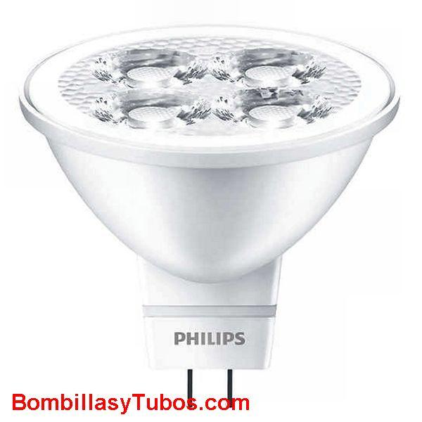 Philips corepo Ledspot LV 12v 4.7-35w 840 36° - Lampara Philips Corepro 12v 4.7-35w 4000k 36°