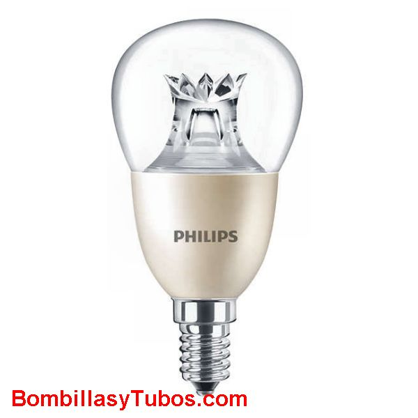 Philips Master Ledesferica DimTone 8-60w e14 827 - Lampara Philips led DimTone 8-40w e14 2700k