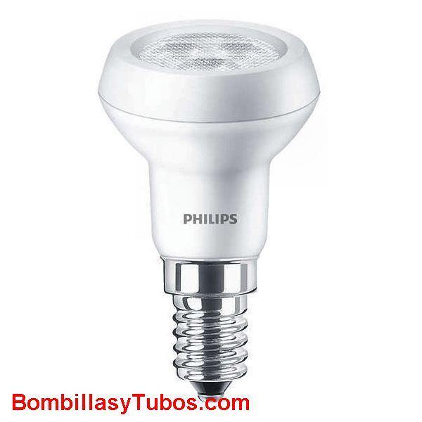 PhilipsCorepro Ledspot R39 230v 2.2-30w 827 36° - Lampara Philips r39 230v 2.2w-30w 2700 36°