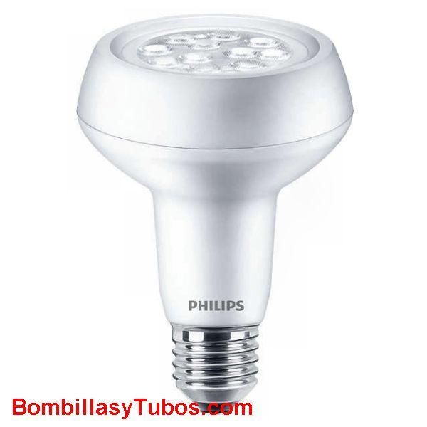 Philips Ledspot R80 230v 7-100w 827 40° - Lampara Philips Ledspot R80 230v 7-100w 2700k 40°