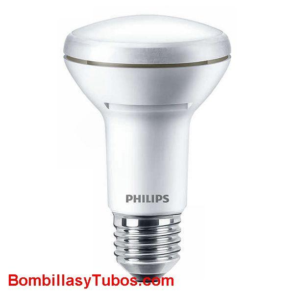 Philips ledspot R63 230v 5.7-60w 827 36° - Lampara Philips Ledspot R63 230v 5.7-60w 2700k 36°