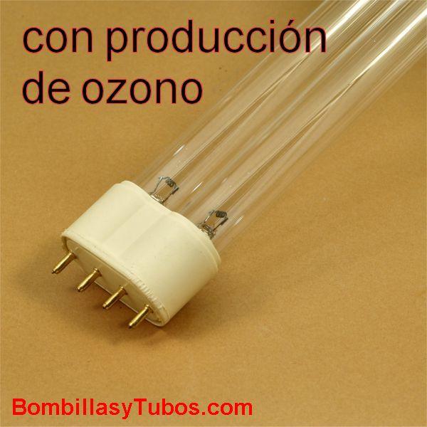Lampara PLL 36w UVC  con  OZONO